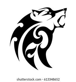 Wolf Tattoo Images, Stock Photos & Vectors | Shutterstock