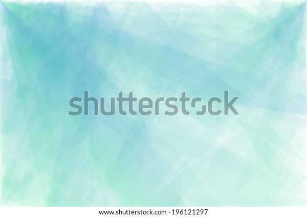 The Abstract Vector Triangle Background.