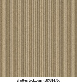 Abstract vector wallpaper with vertical brown and golden strips. Seamless colored background. Geometric pattern