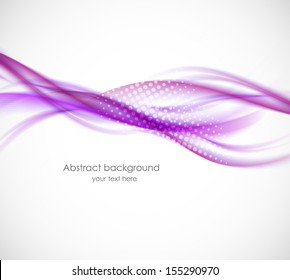 Abstract violet background. Bright illustration
