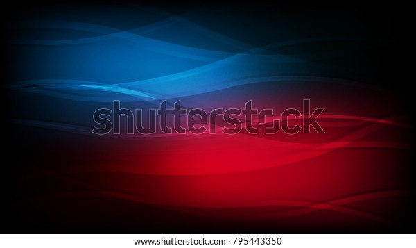 Abstract Wallpaper Beautiful Background Red Blue Stock Image