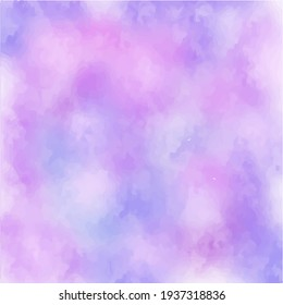 Abstract watercolor background, purple stains, purple background, abstract background, lilac texture