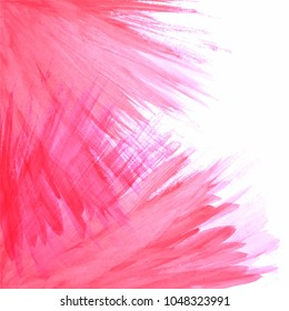 Abstract watercolor stroke background