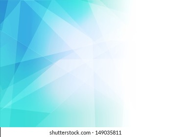 Abstract wave background, can be use as for corporate presentations.