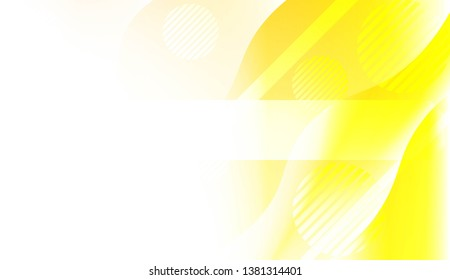 Abstract Wavy Background with Lines, Circle. For Creative Templates, Cards, Color Covers Set. Vector Illustration with Color Gradient