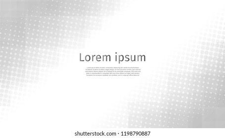 Abstract  white background for business brochure cover design for banner poster template.Vector illustration design.Eps10 vector.