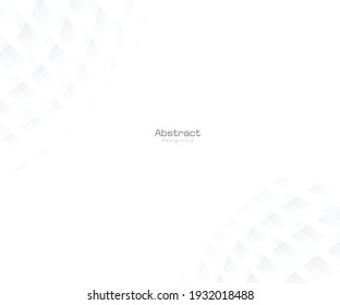 Abstract white background. Can be used in cover design,
