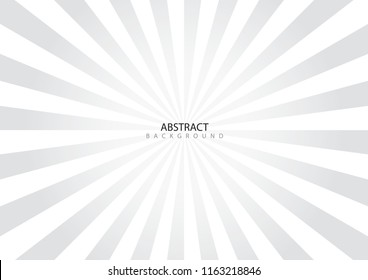 Abstract White Background with Starburst effect
