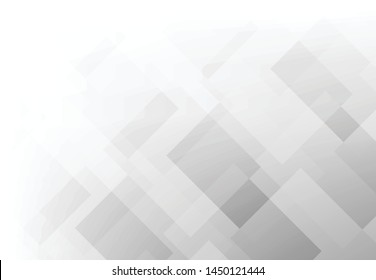 Abstract white background. Subtle background, blurred patterns. Light pale vector background. Abstract pale geometric pattern
