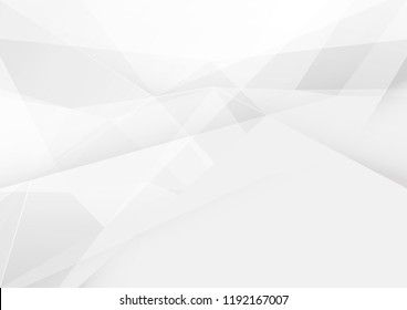 Abstract white black gray color lines background. corporate technology modern design. pattern geometric style. vector Illustration.
