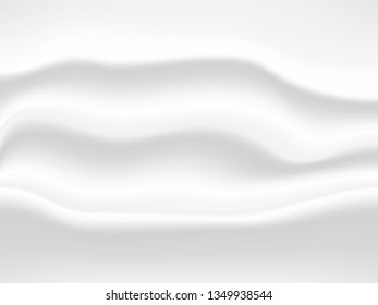 Abstract white and gray for background textured