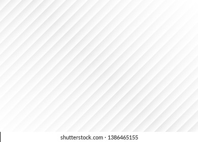 Abstract white and gray color background.texture with diagonal lines.Vector background can be used in cover design, book design, poster, cd cover, flyer, website backgrounds or advertising. - Shutterstock ID 1386465155