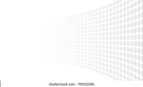 Fundo vetor branco e cinza abstrato