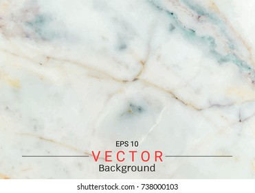 Abstract white marble texture, Vector pattern used to create surface effect for your design product such as background of various greeting cards or architectural and decorative.