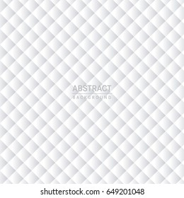 Abstract white pattern background