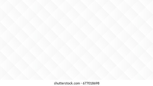 Fundo quadrado branco abstrato