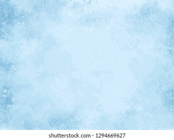 abstract winter background, vector illustration