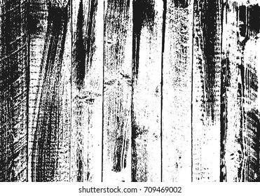 Abstract wood background, gray wall textured. Vector illustration design with copy space.