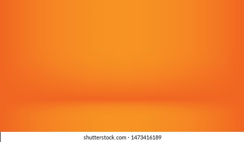 abstract yellow backgrounds gradient vector illustration, display products ,room, interior