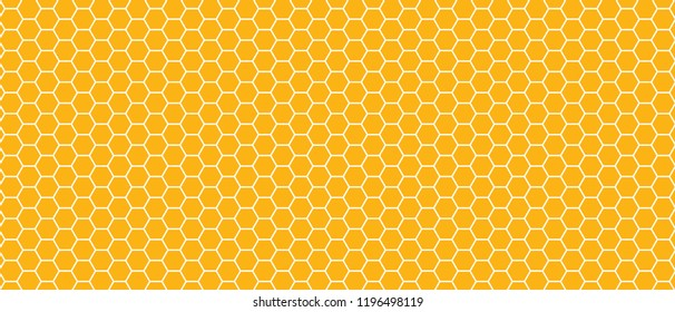 Abstract yellow beehive raster background plate icon. Honeycomb bees hive cells pattern sign. Funny bee honey shapes vector icons for banner, card or wallpaper. Fun texture hexagon cell signs. Amber