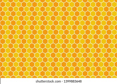 abstract yellow geometric background illustration vector