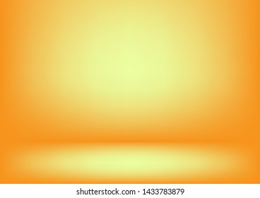 abstract yellow gold backgrounds gradient vector illustration, interior, display products, room