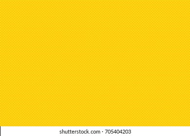 Abstract Yellow pixel background illustration