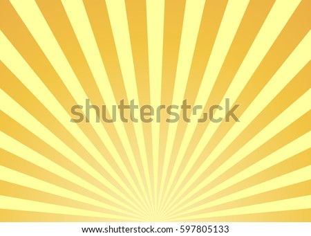abstract yellow sun rays background stock vector royalty free rh shutterstock com Sun Ray Clip Art Vector Graphics Sun Rays Background