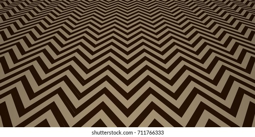 Abstract zig-zag pattern background. Eps 10 stock vector illustration