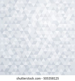 Abtract background triangle vector