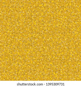The abtract gold glitter gold background for wallpaper, fabric print, cloth texture, vector iillustration