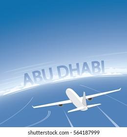Abu Dhabi Flight Destination