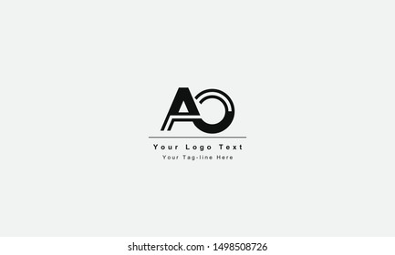 AC or CA letter logo. Unique attractive creative modern initial AC CA A C initial based letter icon logo