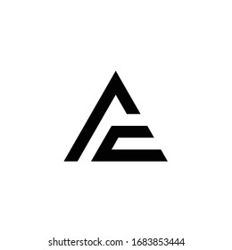 AC logo is a little explanation of the concept of the logo: a unique AC letter with clean, clear, thick, and elegant lines