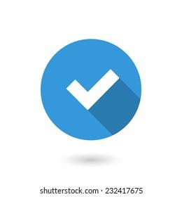Blue Tick Images, Stock Photos & Vectors | Shutterstock