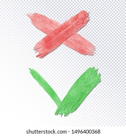 Green Check Mark Transparent Background Images, Stock Photos
