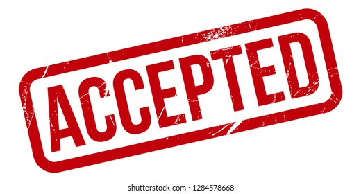 Accepted Images, Stock Photos & Vectors | Shutterstock