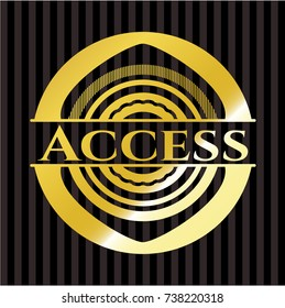 Access shiny emblem