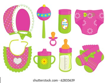 accessories for baby girl