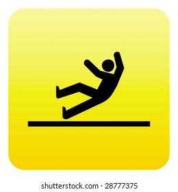 Accident web button