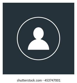 Account icon, Avatar, User, Vector