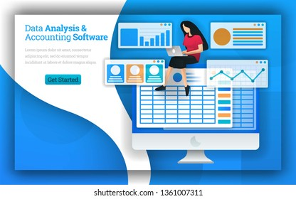 Accounting firms provides Data Analysis & Accounting Software services, virtual bookkeeping and quickbooks accountant. home accounting professional service software and accounting compare service