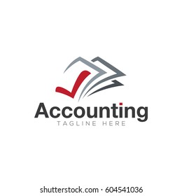 Accounting logo design