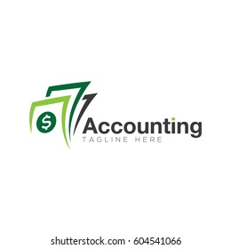 Accounting logo design