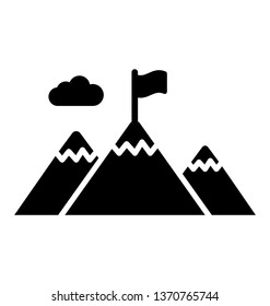 Achievement concept Isolated Vector Icon which can easily modify or edit