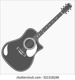 Acoustic guitar for different projects
