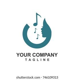 acoustic music logo