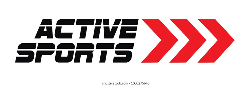 Active Fitness Sports Logo