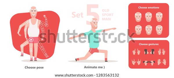 Simple Body Parts Cartoon Images