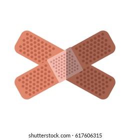 adhesive bandages icon